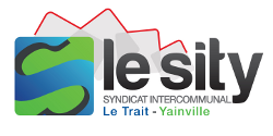 Logo du Syndicat Intercommunal le Trait - Yainville